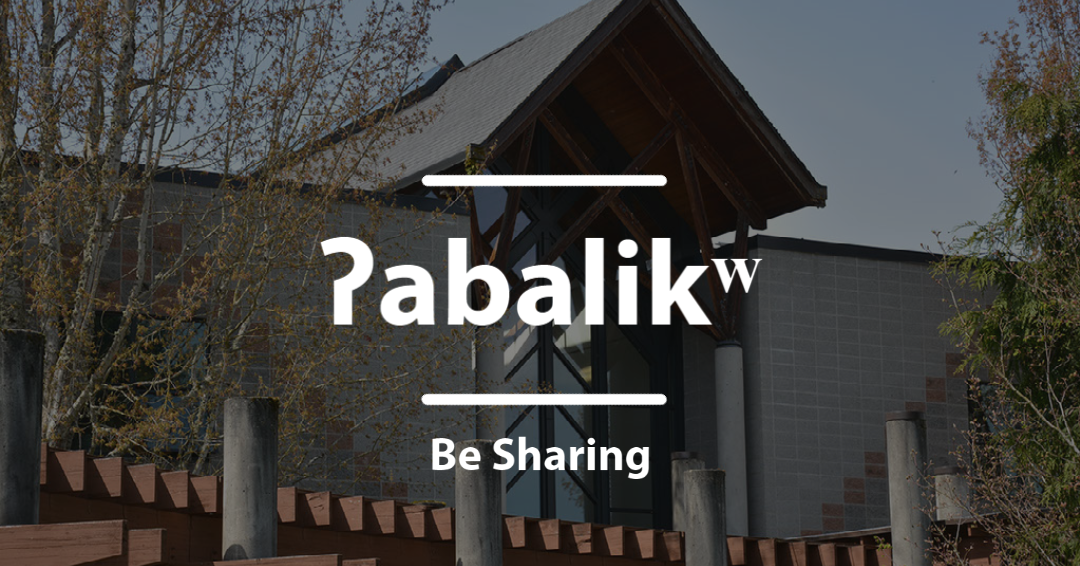 ʔabalikʷ - Be Sharing
