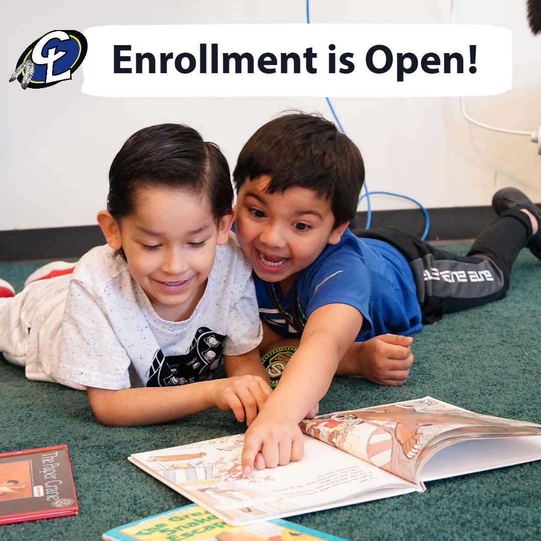 New to Chief Leschi? Enroll online!